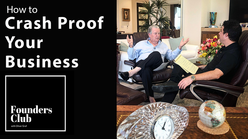 How To Crash Proof Your Real Estate Business [Founders Club ft. Mike Ferry]